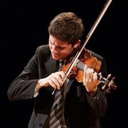 Stephen Tavani at Sibelius Competition